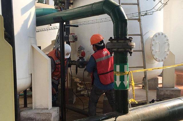 Automatizará Agua de Puebla la Planta Ablandadora Quetzalcóatl