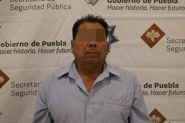 Detienen a El Payaso, ligado a huachicol y trata en Coronango
