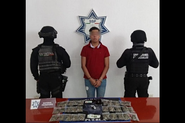 Cae presunto narcomenudista de Los Sinaloa en la Juárez