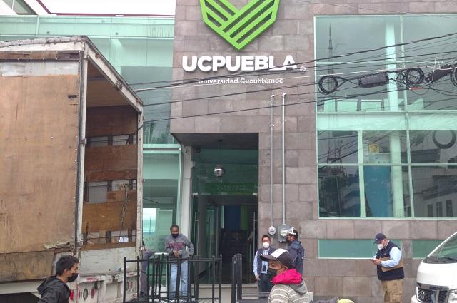Embarga SAT mobiliario a la Universidad Cuauhtémoc
