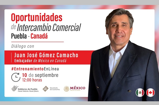Promueven oportunidades de intercambio comercial con Canadá