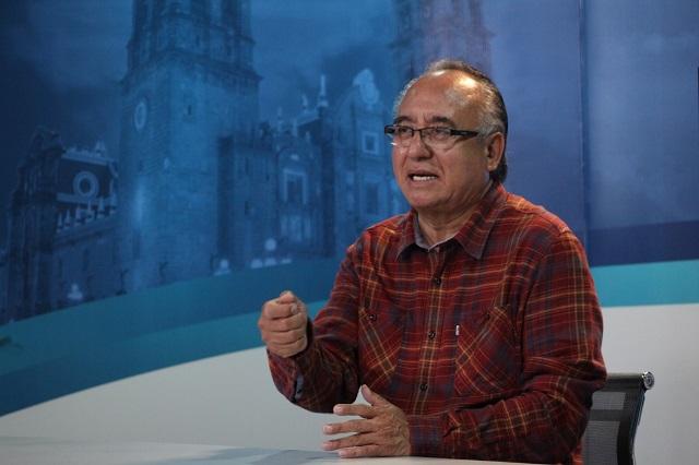 Meneses confirma que buscará la alcaldía de Puebla para 2021