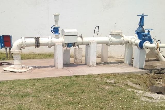 Concluye mantenimiento de 10 pozos profundos en Puebla