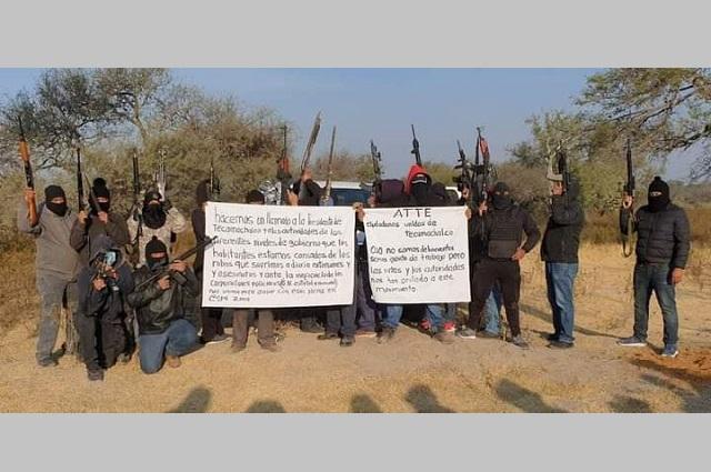 Autodefensas son delincuentes y no serán tolerados: Barbosa