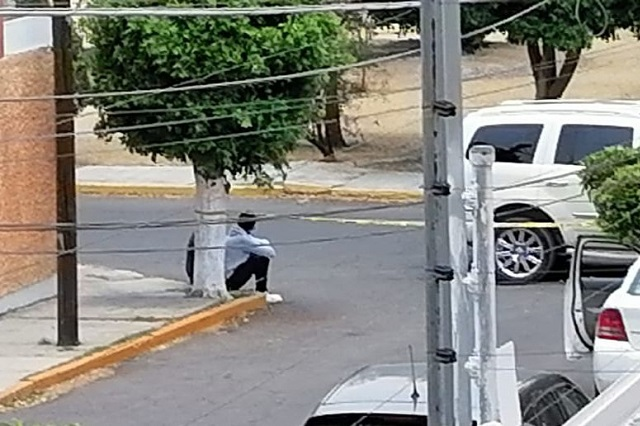 Encuentran muerto a vecino de San José Vista Hermosa