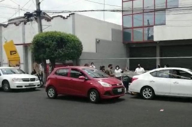 Hombre baja de su automóvil y muere de infarto en Chulavista