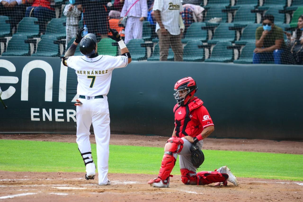 Pericos de Puebla barre a Veracruz en los primeros dos juegos de la serie