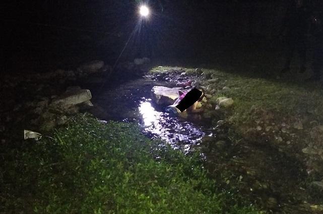Hallan cadáver de una mujer junto a un río en V. Carranza