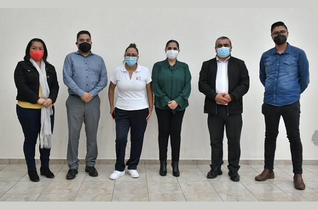 Preparan regreso a clases seguro en Zaragoza