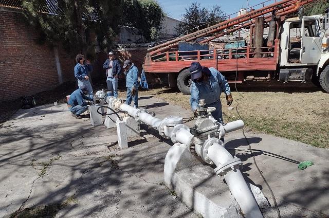 Agua de Puebla rehabilitará el Pozo Tlaltepango 2
