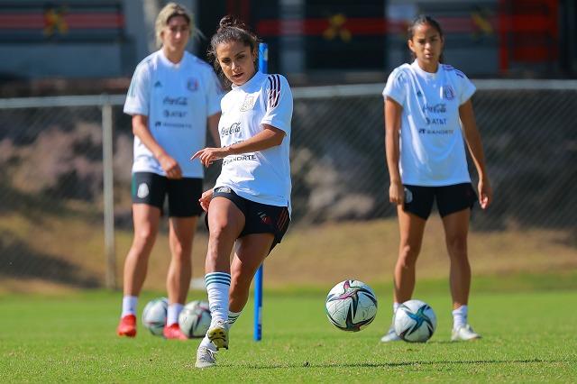 Tri femenil suma una nueva baja previo al duelo vs Argentina
