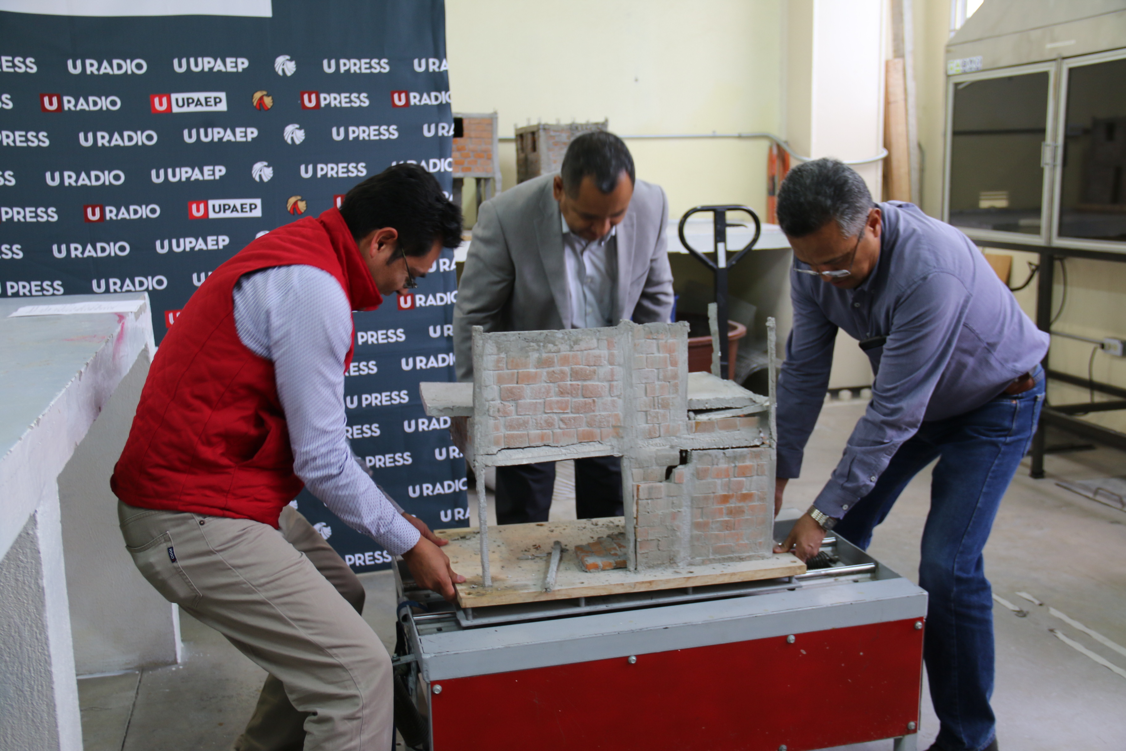 UPAEP realizará Segundo Coloquio  de Ingeniería Sísmica 2018