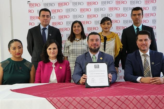 IBERO Puebla celebra Capítulo de Egresados Tlaxcala