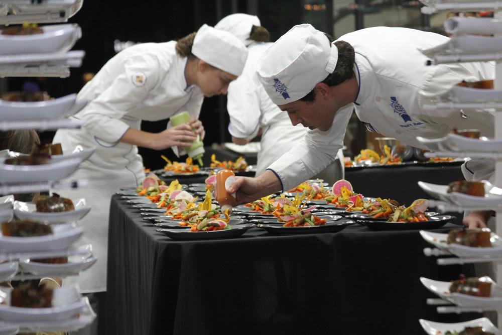 Anáhuac Puebla y Le Cordon Bleu  ofrecen cena Cocina de Autor