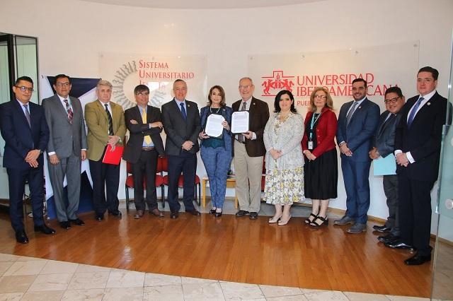 IBERO Puebla y TJA buscan fortalecer cultura de la legalidad