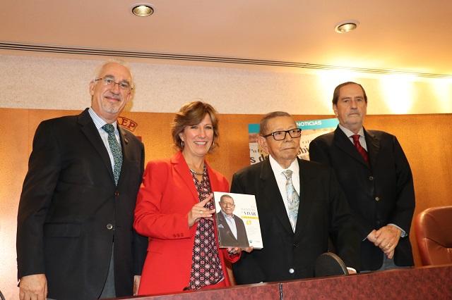 Enrique Montero Ponce presenta su libro en la UPAEP