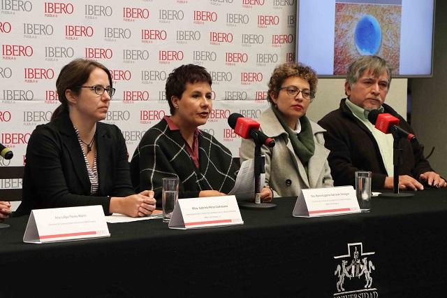 Presentan en Ibero Puebla análisis de seguridad hídrica en el Atoyac