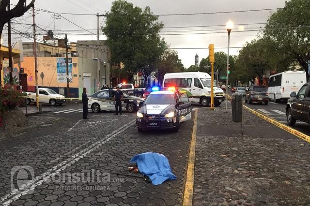 Anciano murió atropellado en Analco cuando se dirigía a misa — FOTOS