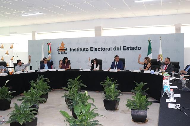 Declara IEE inicio de plebiscitos en 3 juntas auxiliares