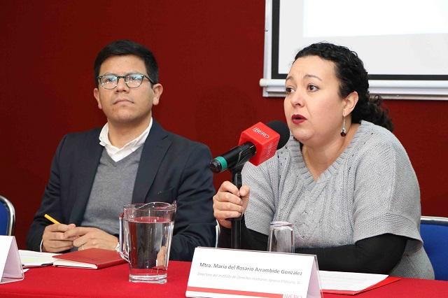 Puebla atraviesa crisis en derechos humanos: Ibero Puebla