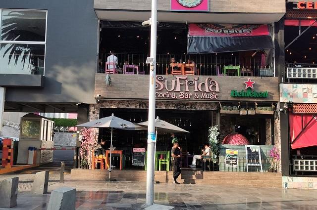Bares de Puebla incumplen el cierre ante el Covid-19