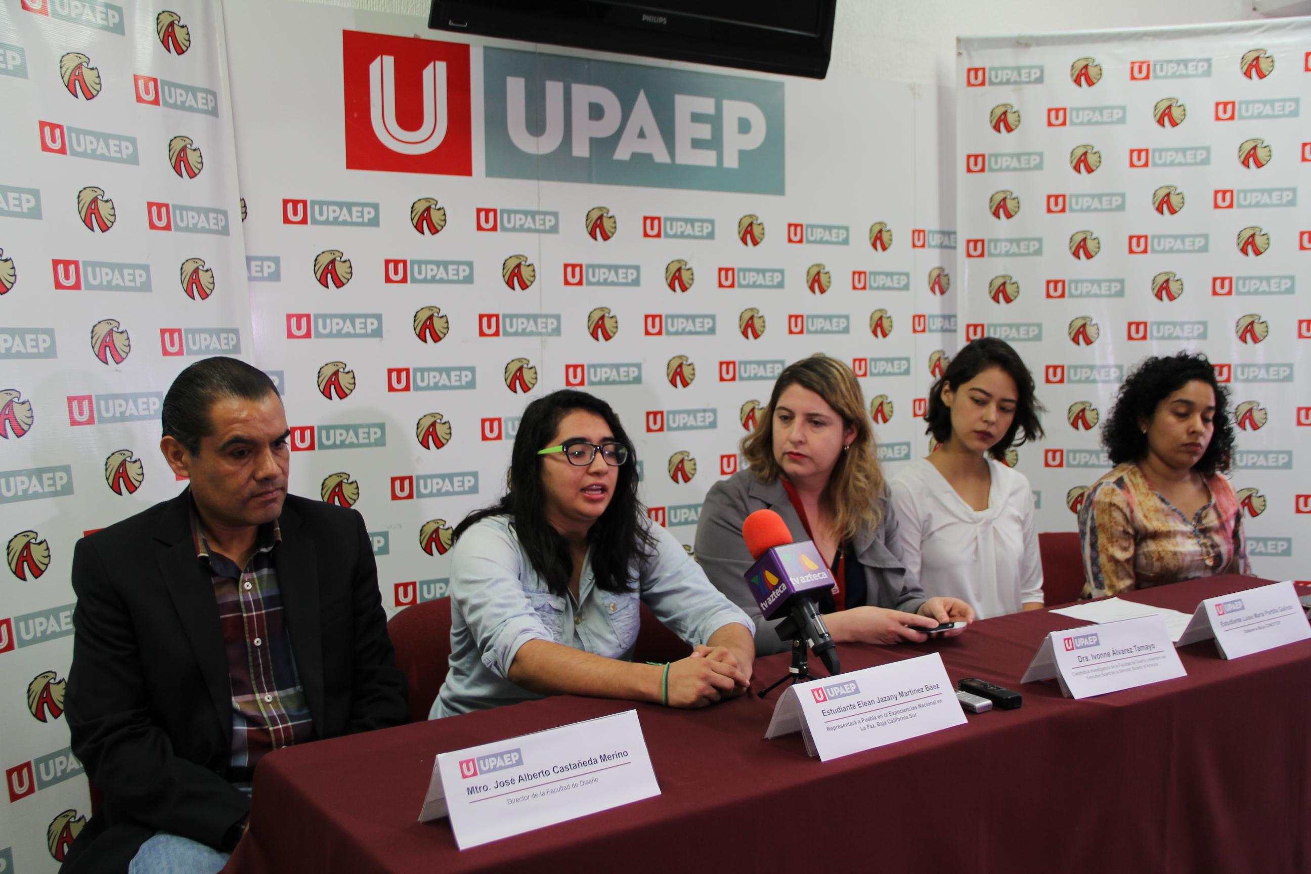Estudiantes de Diseño UPAEP desarrollan proyectos de impacto social