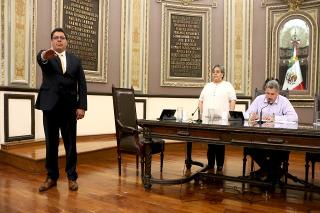 Elige Congreso a funcionario de SGG como edil en Texmelucan