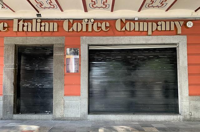 Cierran más de 1,500 comercios en Puebla por el Covid-19: CCE