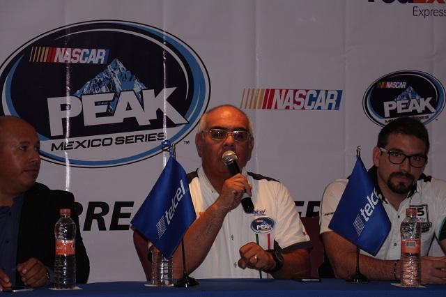 Puebla es sede de penúltima fecha de Nascar Peak México