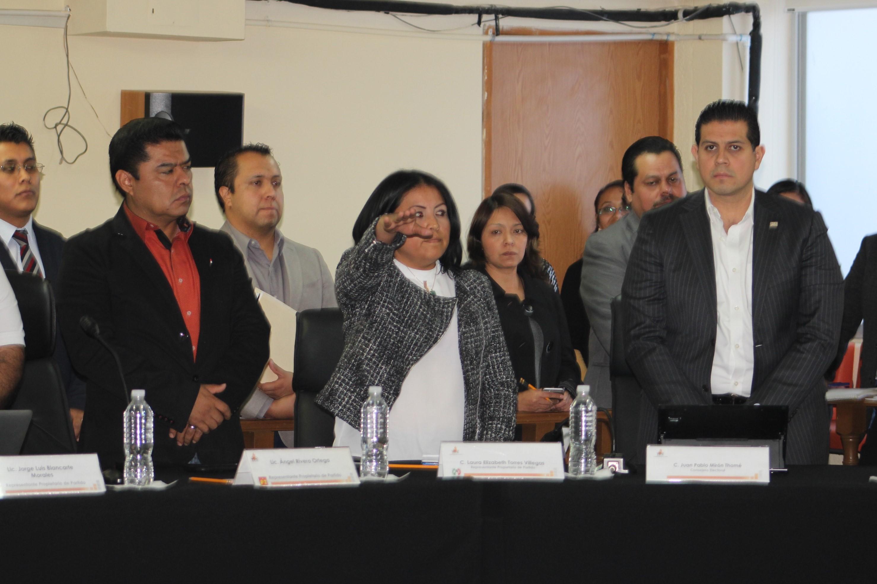 Instalan Consejo Distrital 01 en Cuernavaca