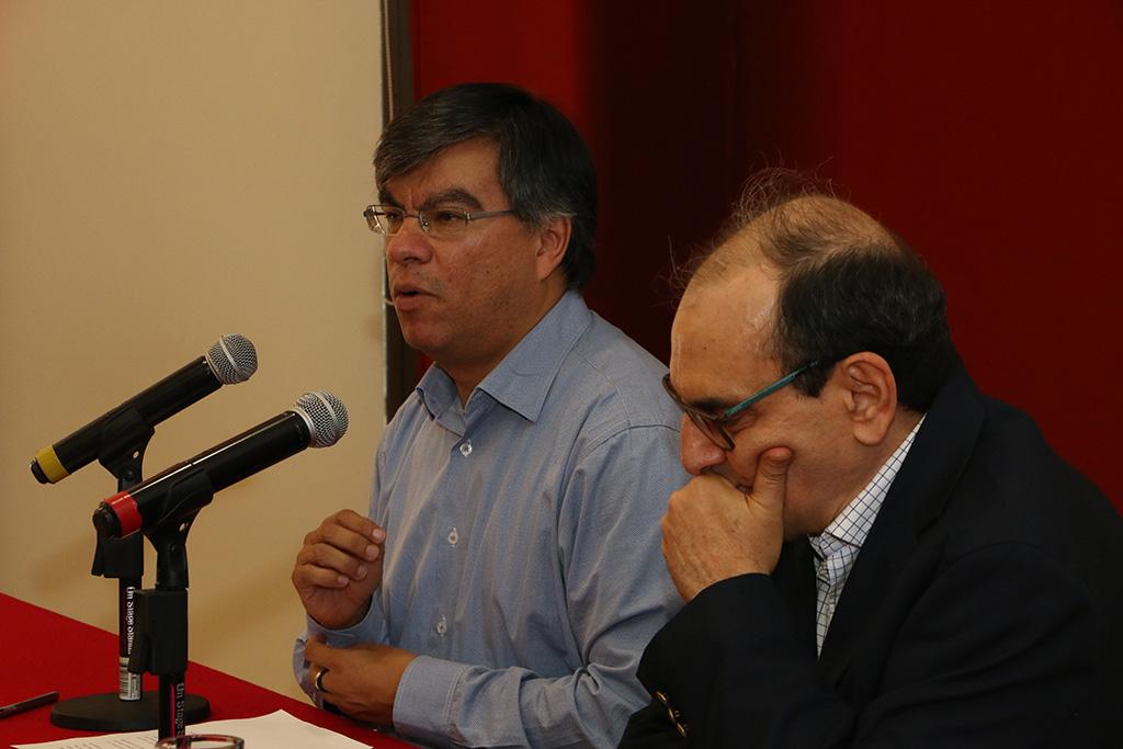 La universidad debe incidir en la realidad de un país: Samour