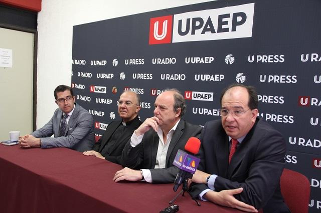 Realizan en la Upaep, el Primer Congreso Internacional de Bioética