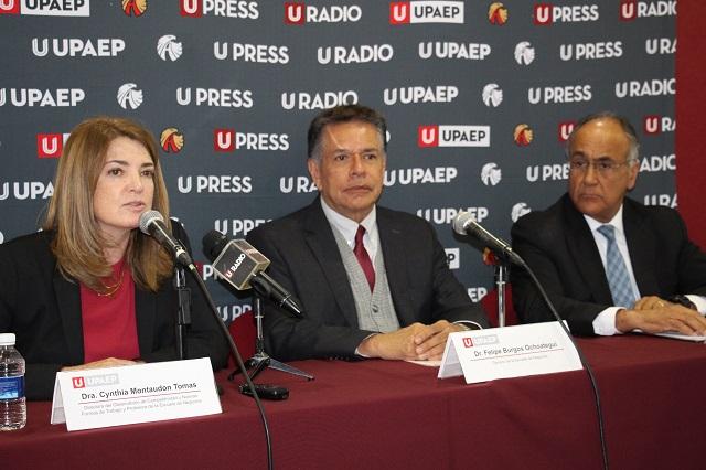 UPAEP abre Observatorio en Competitividad y Nuevas Formas de Trabajo