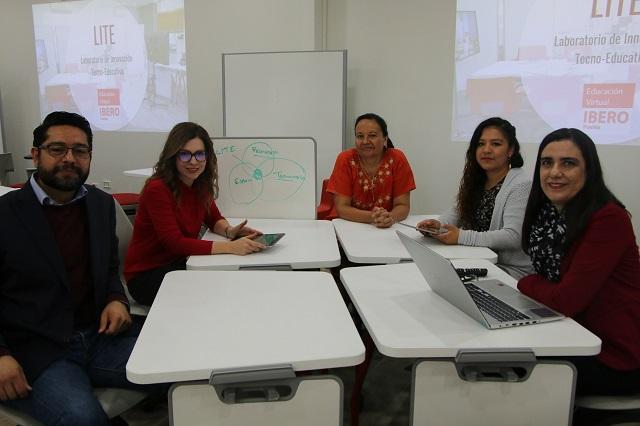 En Ibero Puebla, primer laboratorio de técnicas docentes en AL