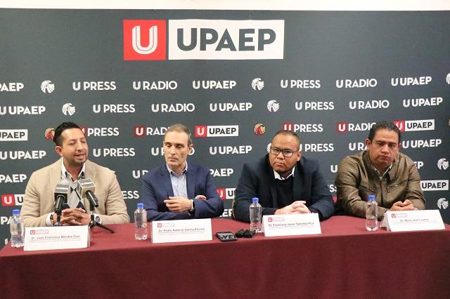 Colaboran con Upaep investigadores universitarios de España y El Salvador
