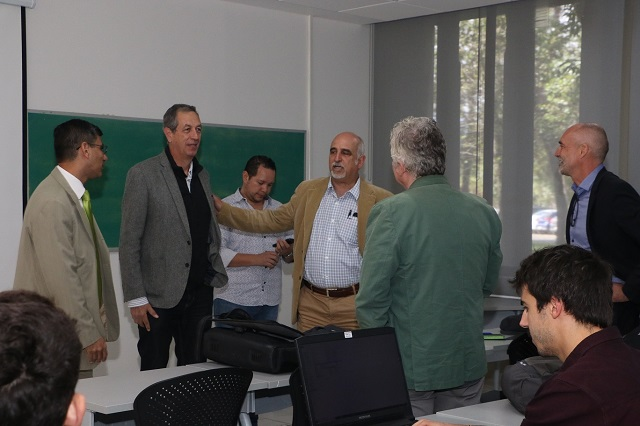 Mejora sistémica del hábitat, reto de las universidades: Taller IBERO