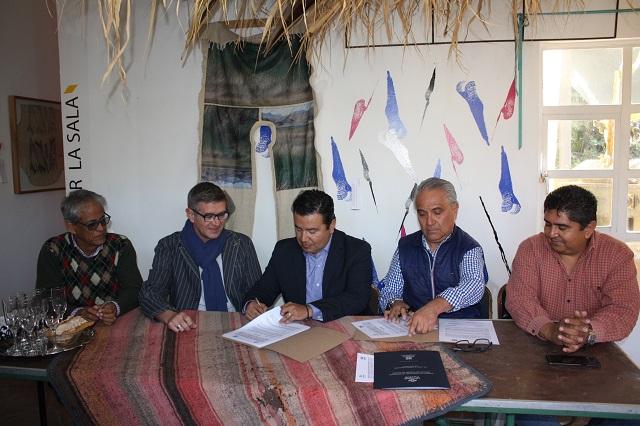 Conalep firma convenio de colaboración con Inni Innovo Institute