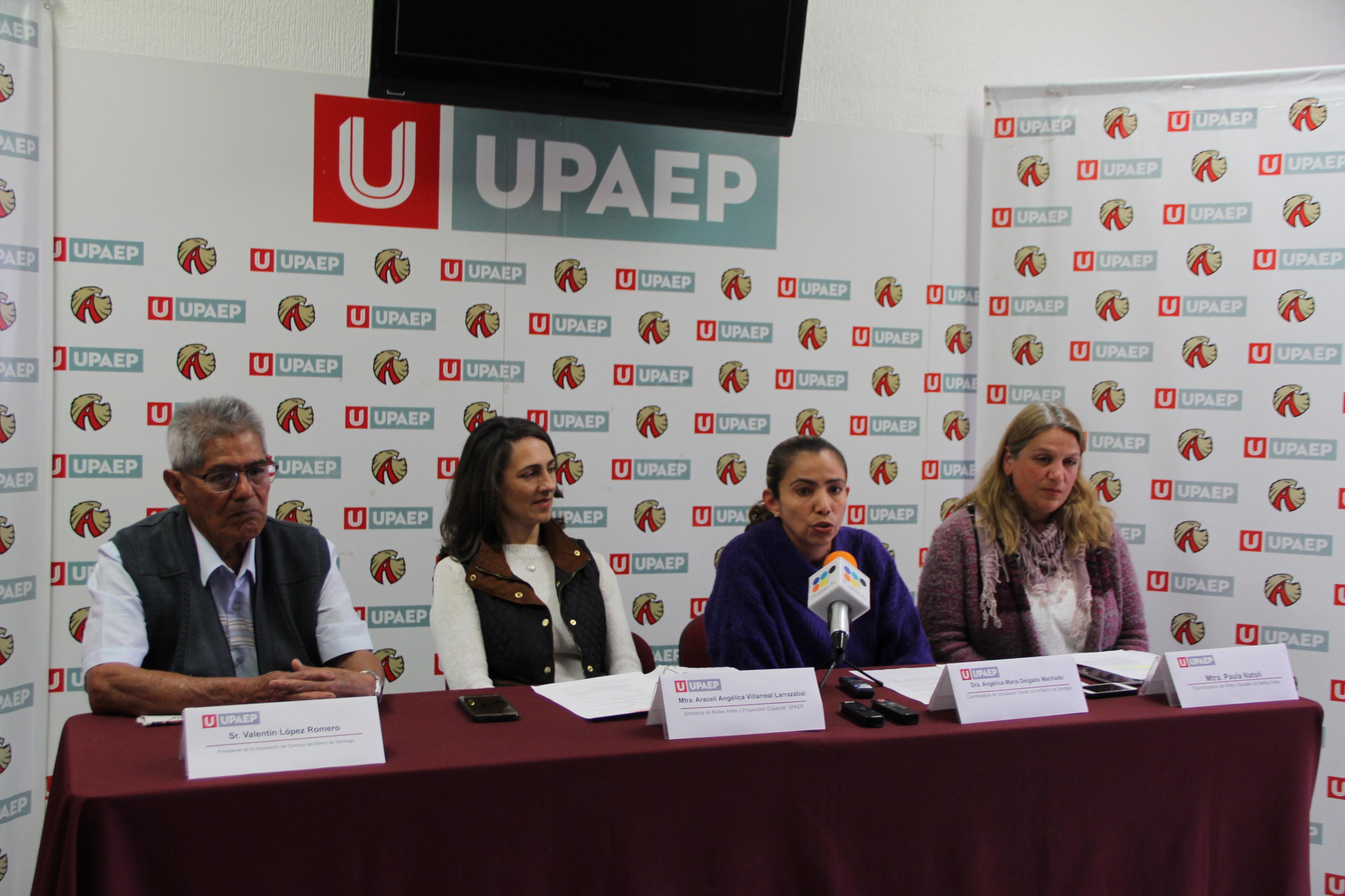 IV Festival del Barrio de Santiago cuenta con apoyo de Upaep e Imacp