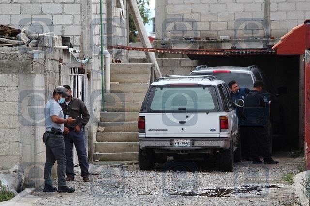 Asesina a su ex pareja en la Guadalupe Hidalgo