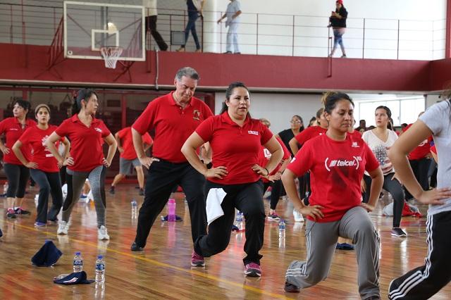 UPAEP fomenta hábitos de salud y bienestar entre la comunidad