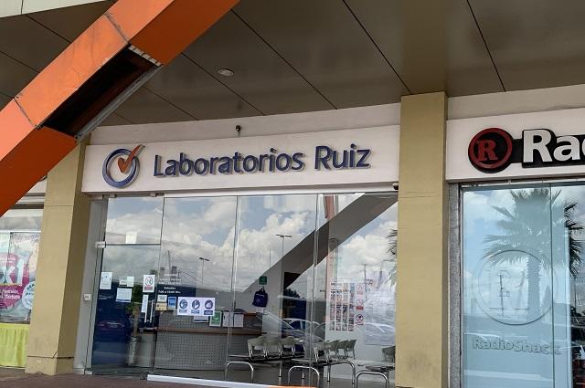 Embarga SAT laboratorio y casa del hijo del doctor Ruiz Argüelles
