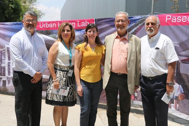 Arranca IBERO Puebla su Urban Living Lab y estacionamiento vertical