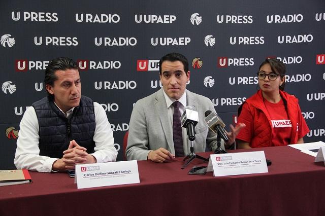 UPAEP busca egresados de prepa que pongan a prueba su liderazgo