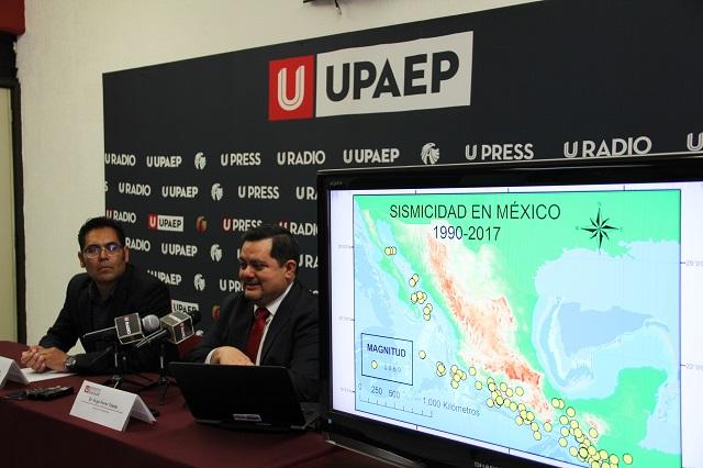 Alertamiento sísmico, primer paso para salvar vidas:  Ferrer
