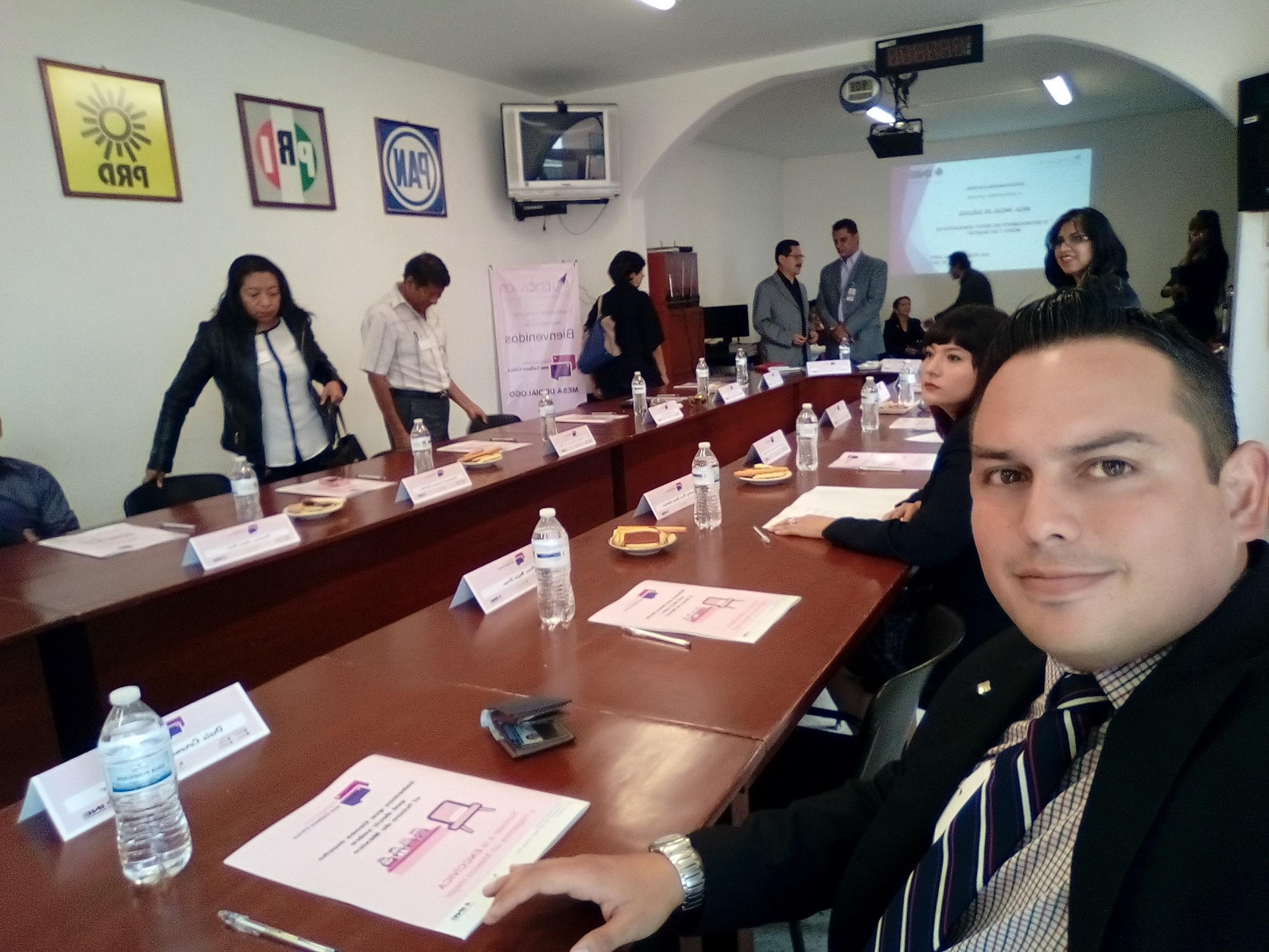 Participa la Anáhuac en discusión de Estrategia Nacional de Cultura Cívica