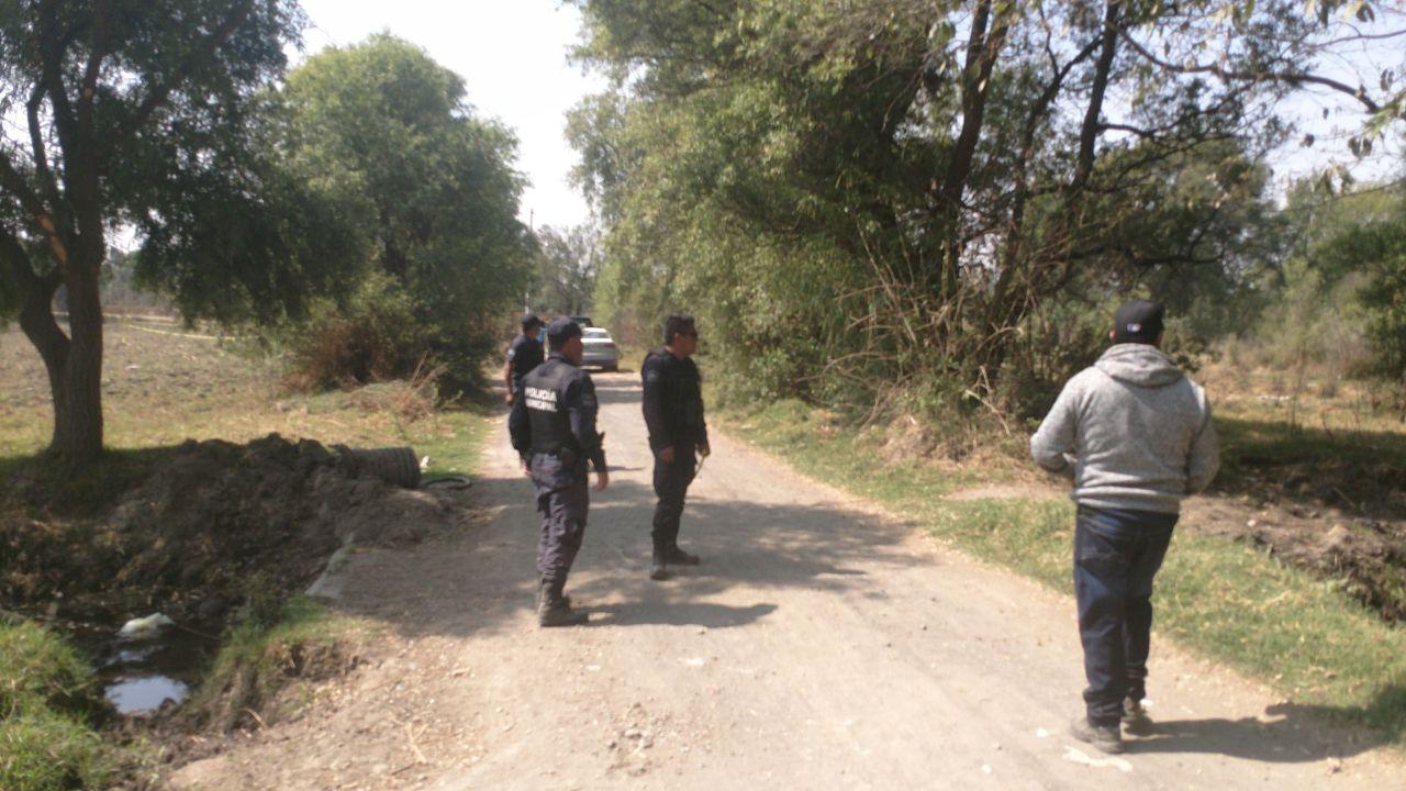 Hallan a pareja muerta en Santa Rosa, Tecamachalco