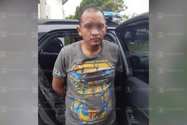 Ladrón armado provoca intensa movilización policiaca en El Mirador