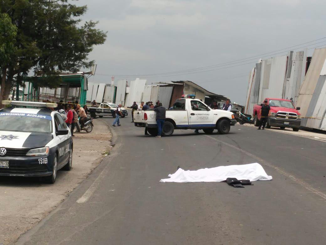 Muere policía al perseguir asaltantes de Scotiabank en Puebla