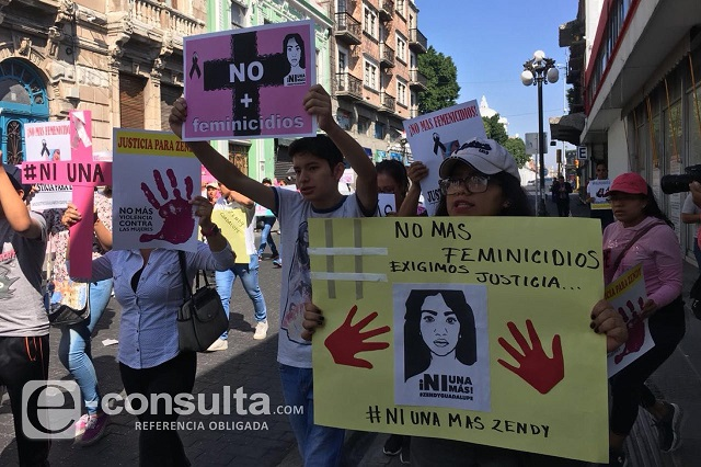 Exigen analizar video para esclarecer feminicidio de Zendy Guadalupe