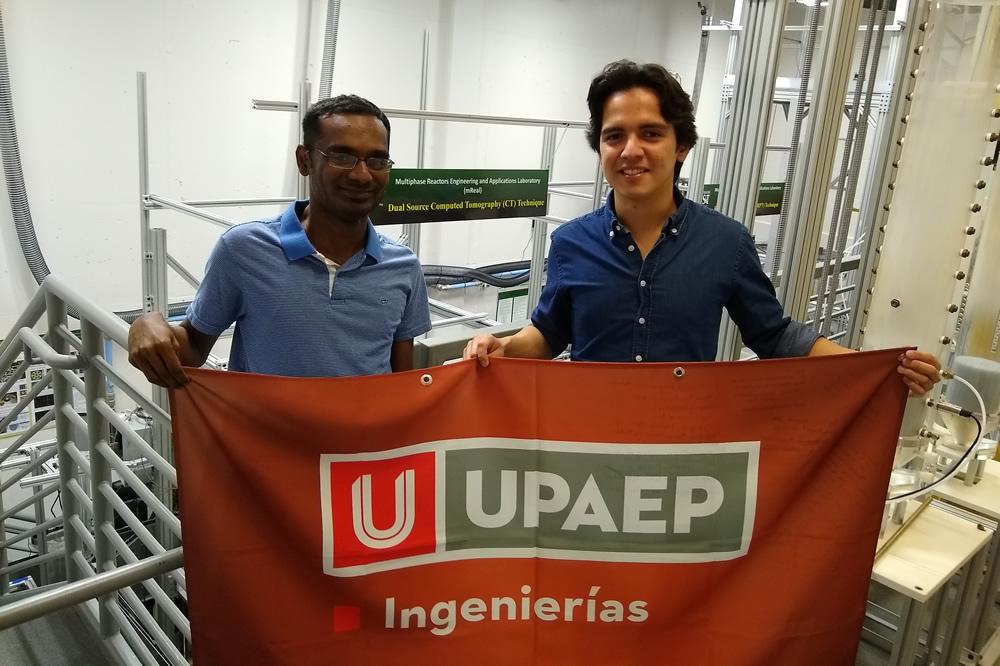 Universidad de Missouri invita a  alumno Upaep a investigación